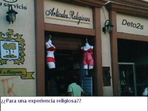 experiencia religiosaa