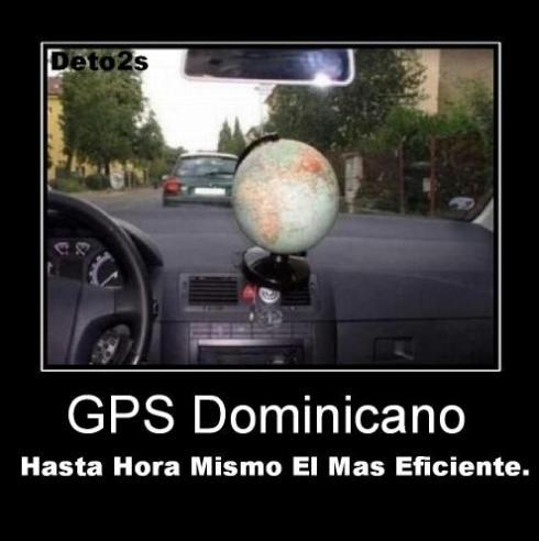 GPS dominicano
